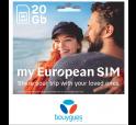Carte SIM Touriste Bouygues Telecom