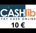 CASHlib 10€