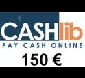 CASHlib 150€