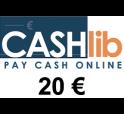 CASHlib 20€