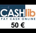 CASHlib 50€