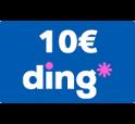 Ding 10€