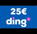 Ding 25€