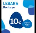 LEBARA 10