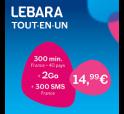 LEBARA MOBILE 14.99