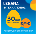 LEBARA MOBILE AFRIQUE MAGHREB