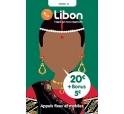 LIBON recharge 20€ + 5€ offerts