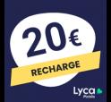Lyca mobile 20
