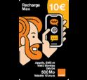 Mobicarte Max 10€