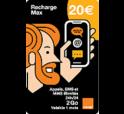 Mobicarte Max 20€