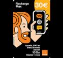 Mobicarte Max 30€