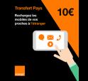 Transfert Pays 10 €
