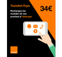 Transfert Pays 34 €