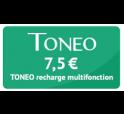 Recharge PCS MasterCard® 20€