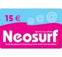 Neosurf 15€