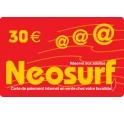 Neosurf 30€
