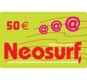 Neosurf 50€