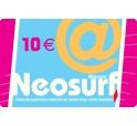 Neosurf 10€ - Mineurs