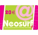 Neosurf 20€ - Mineurs