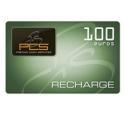 Recharge PCS MasterCard® 100€