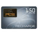 Recharge PCS MasterCard® 150€