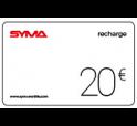 SYMA 20€