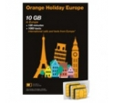 ORANGE WELCOME PACK HOLIDAY