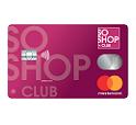 Carte Prépayée SoShop.club Mastercard®